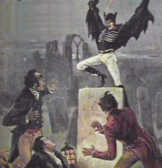Spring Heeled Jack The Last Sightings | RM.
